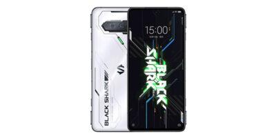 Black Shark 4S Pro 中国版 White